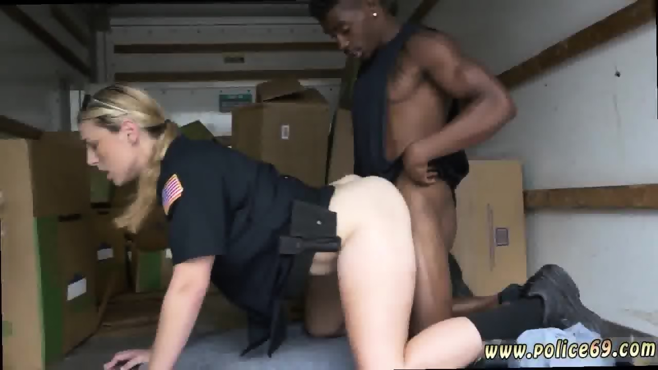 Apologise, but, blacks on blondes big tits