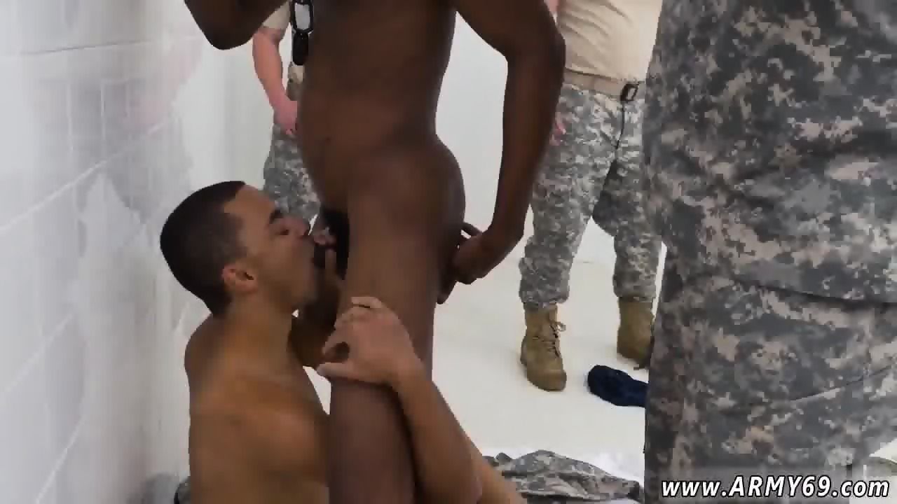 Cruising for young gay sex mexico R&R, the Army69 way - scene 3