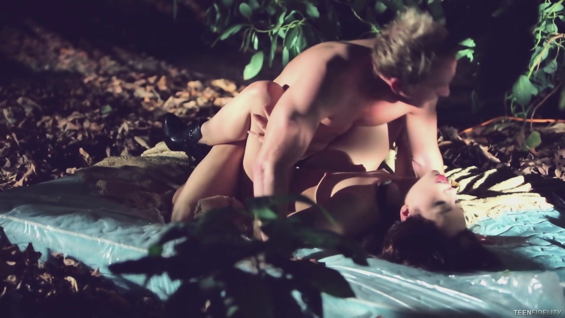 Into the forest sex scene