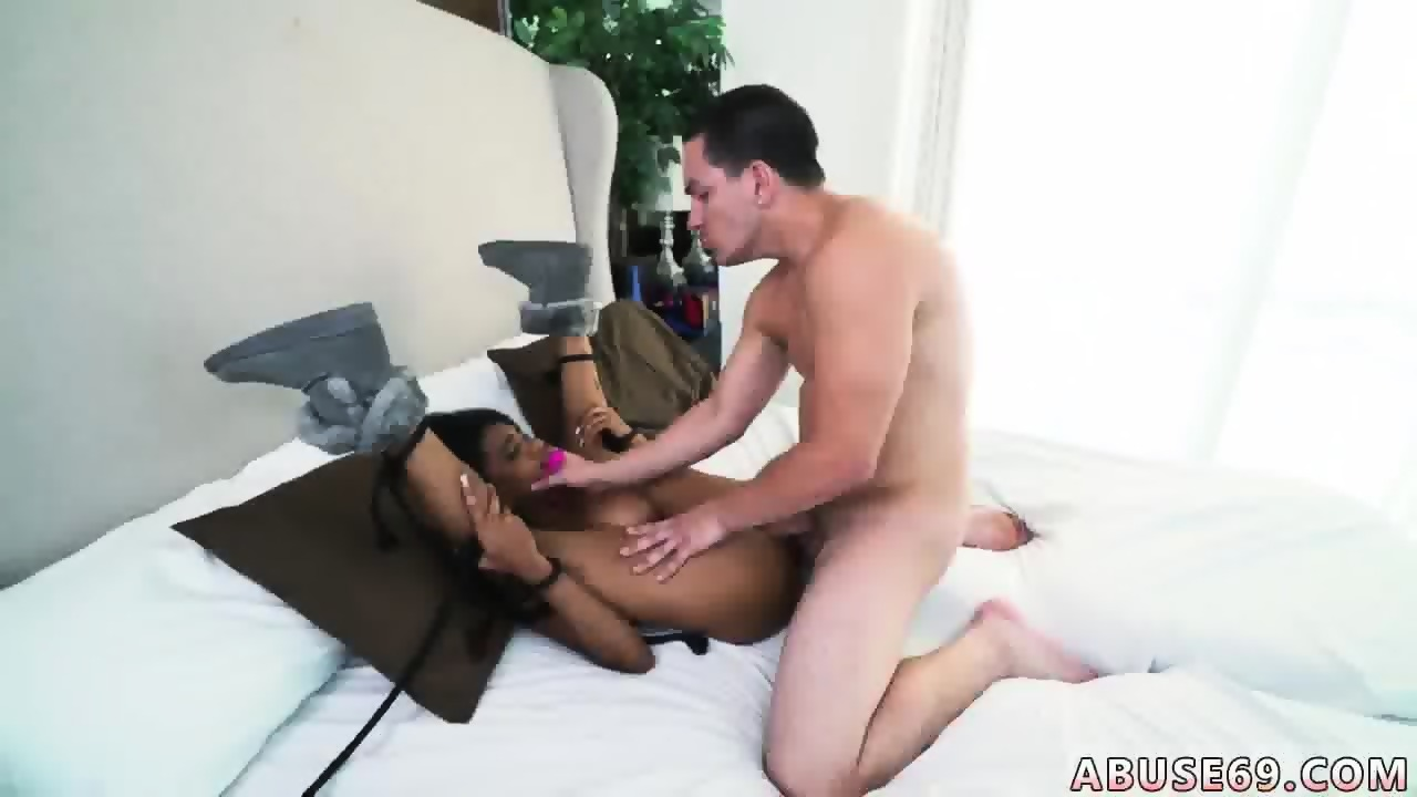 Amateur Ebony Homemade Fuck