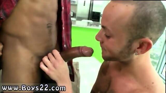 Bond her first big cock