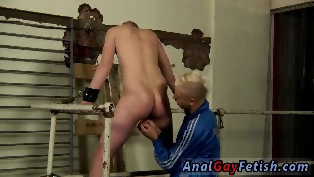 An Anal Gay Bondage Pleasures