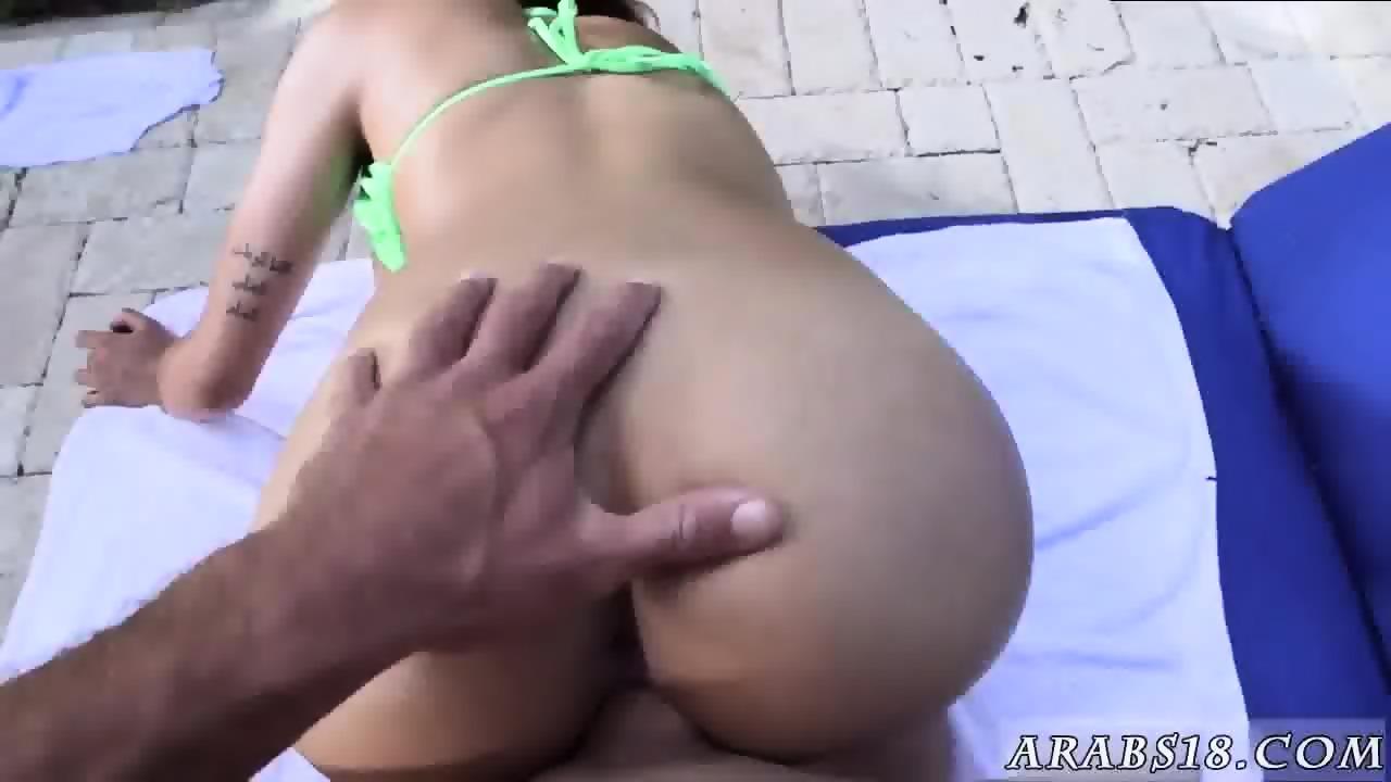 Muslim girl creampie