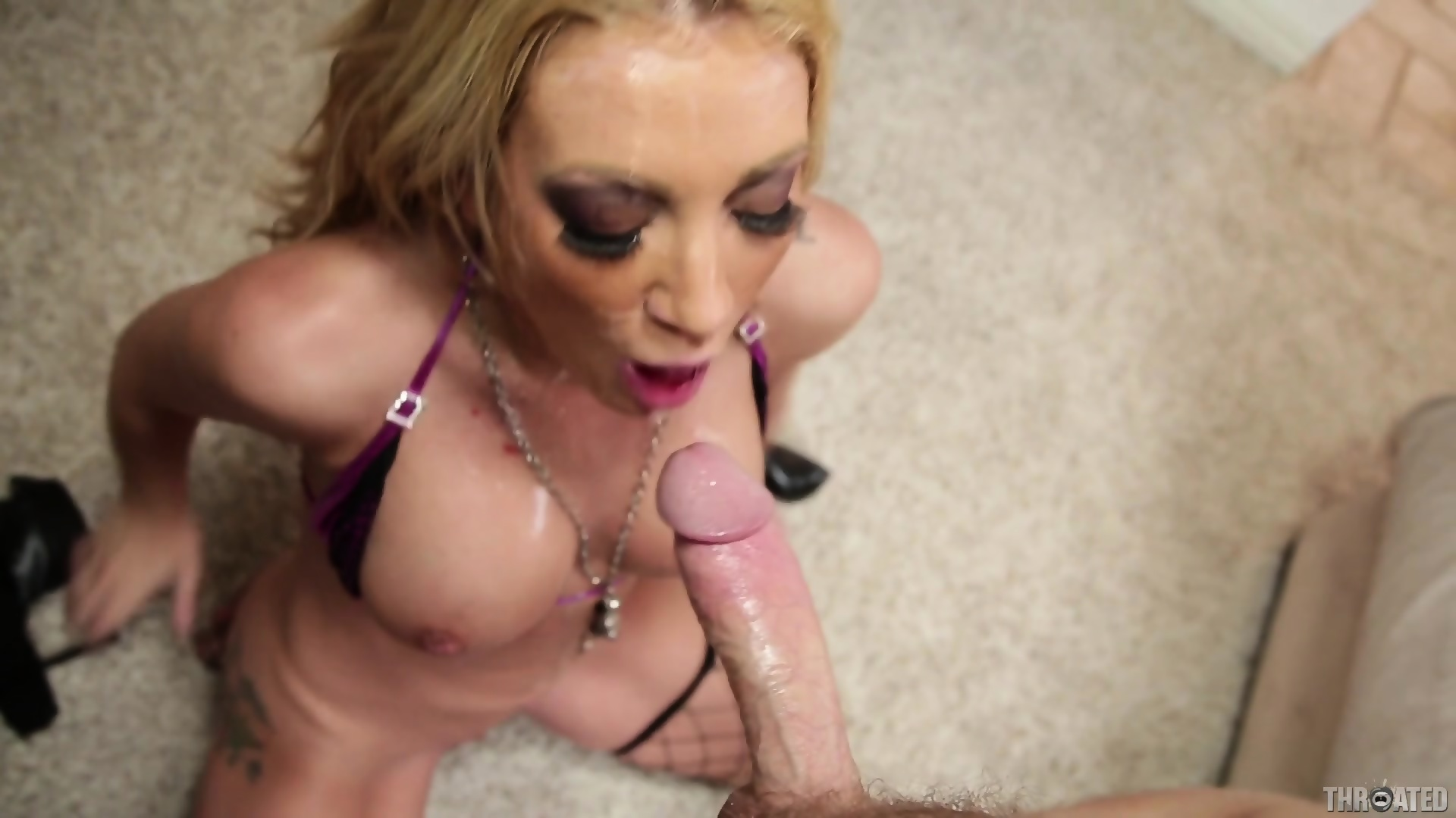 nene foursome ends with dp and a creampie