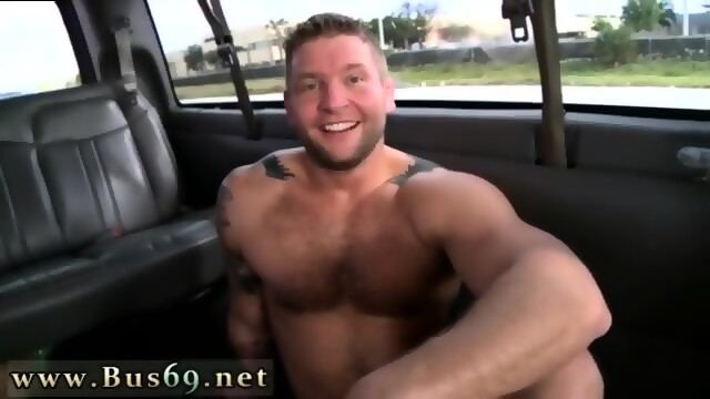 Naked men with hips