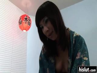 Tattooed hottie enjoys riding a dick | xxx-video