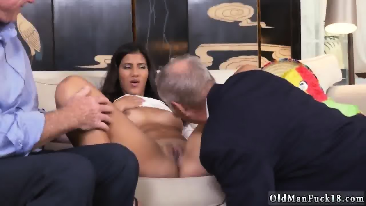 Old fat guy anal and young amateur wife Going South Of The Border - scene 1