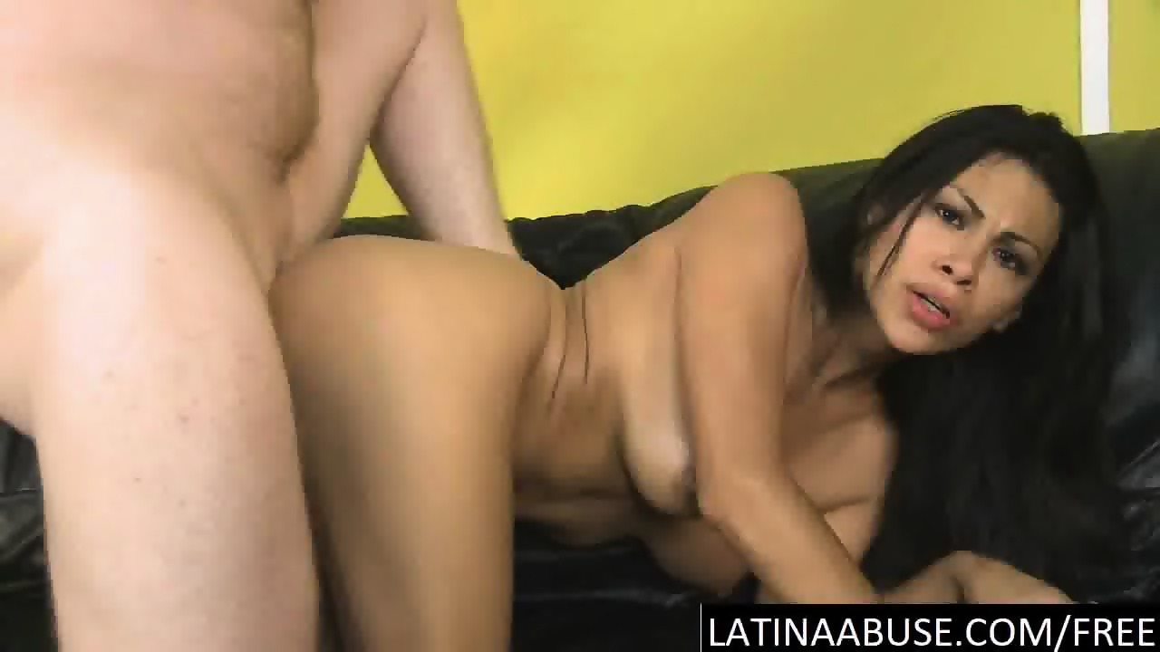 Asian girl getting fucked hard