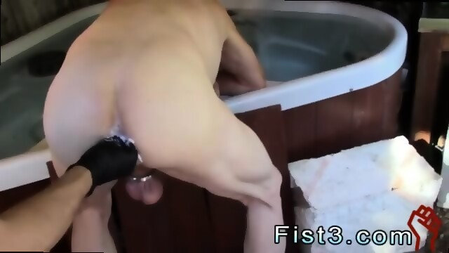 Uncut dick fetish