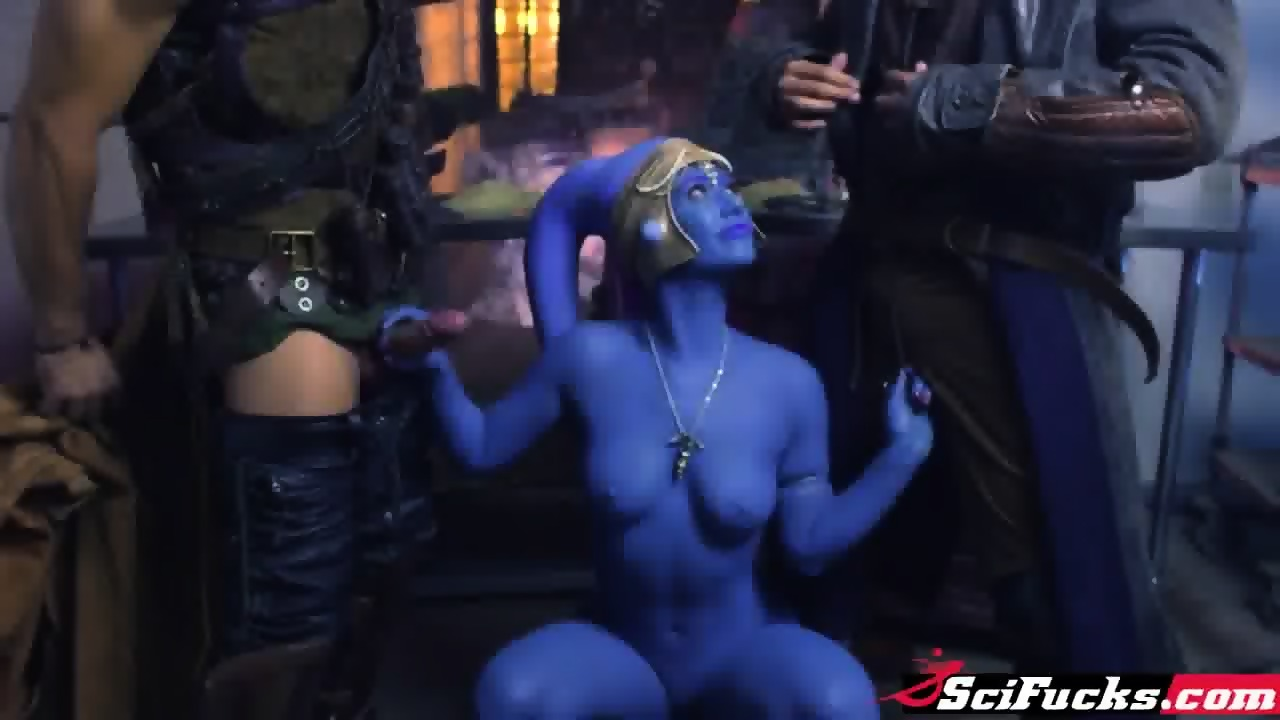 Aayla secura big boobs