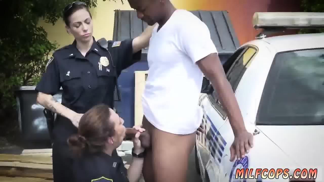 Girl Deepthroats Huge Cock