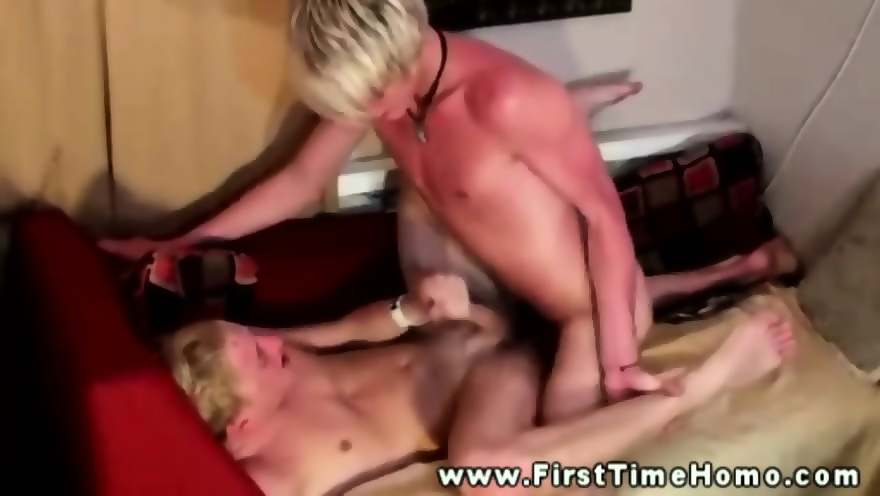 Blonde Clean Twinks Banging Each Other
