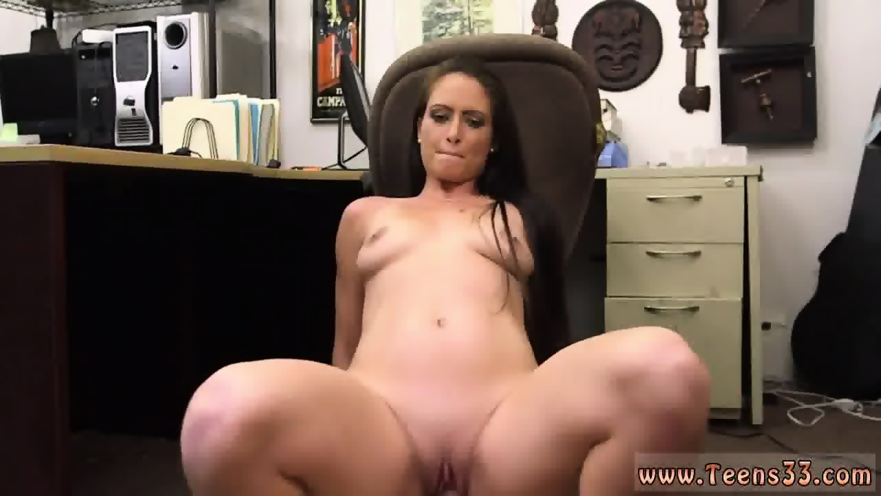 Nympho likes cock in her ass