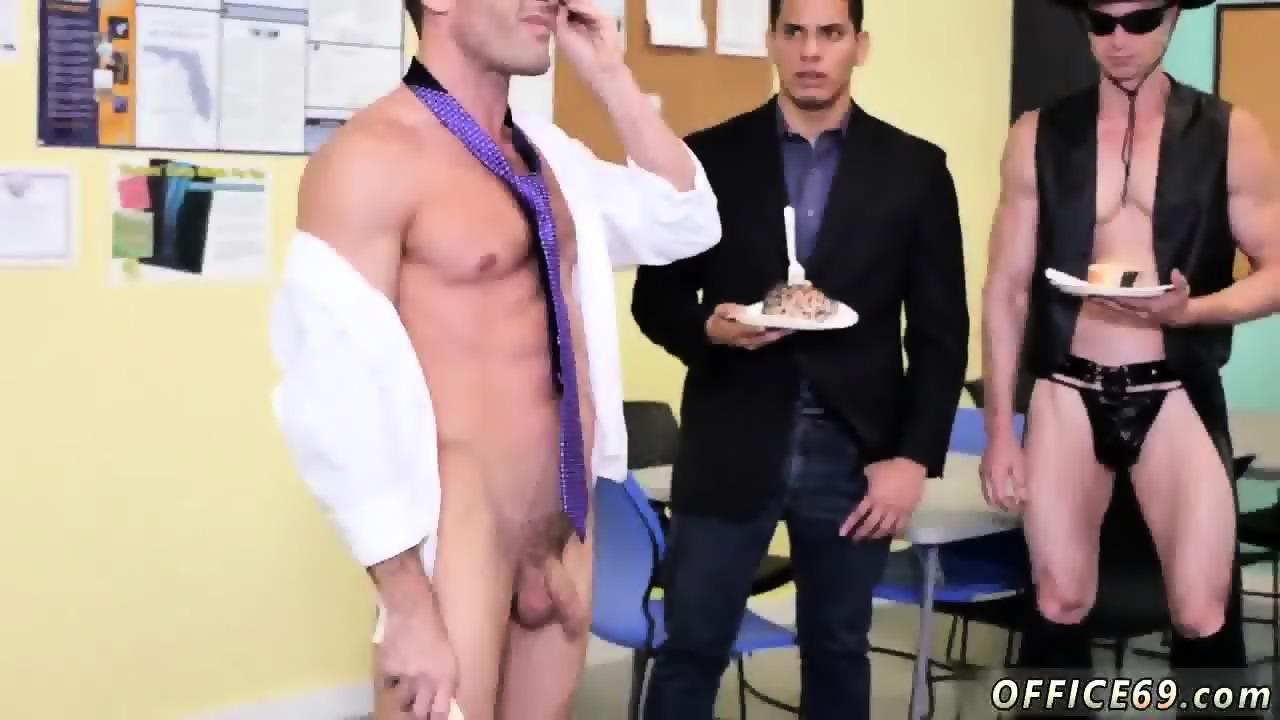 Gay sex surprise