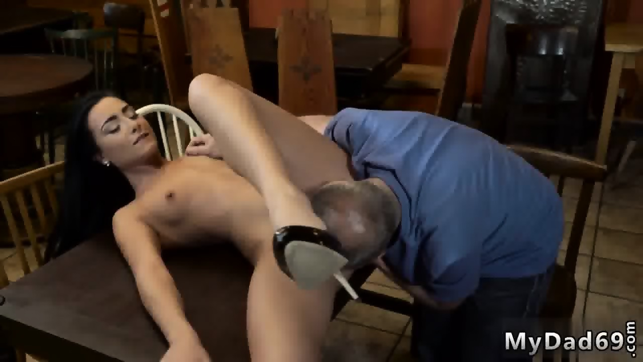Teen girl gets spanked