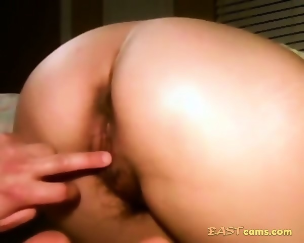 Short naked blonde girl