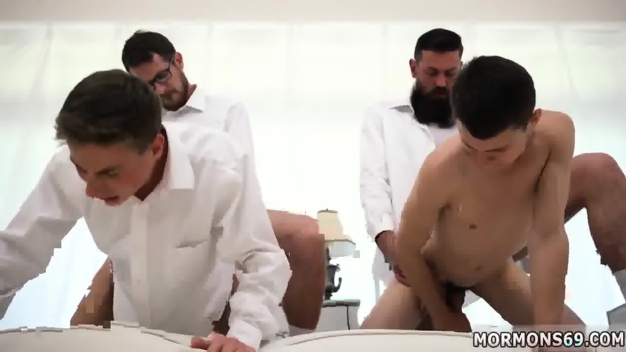 Young boy fuck teacher ass and cum inside student boys real homo gay sex  only first