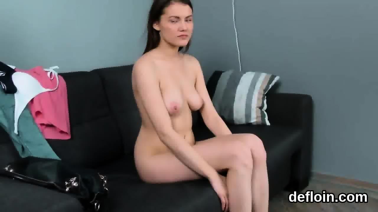 Fucked up naked girl