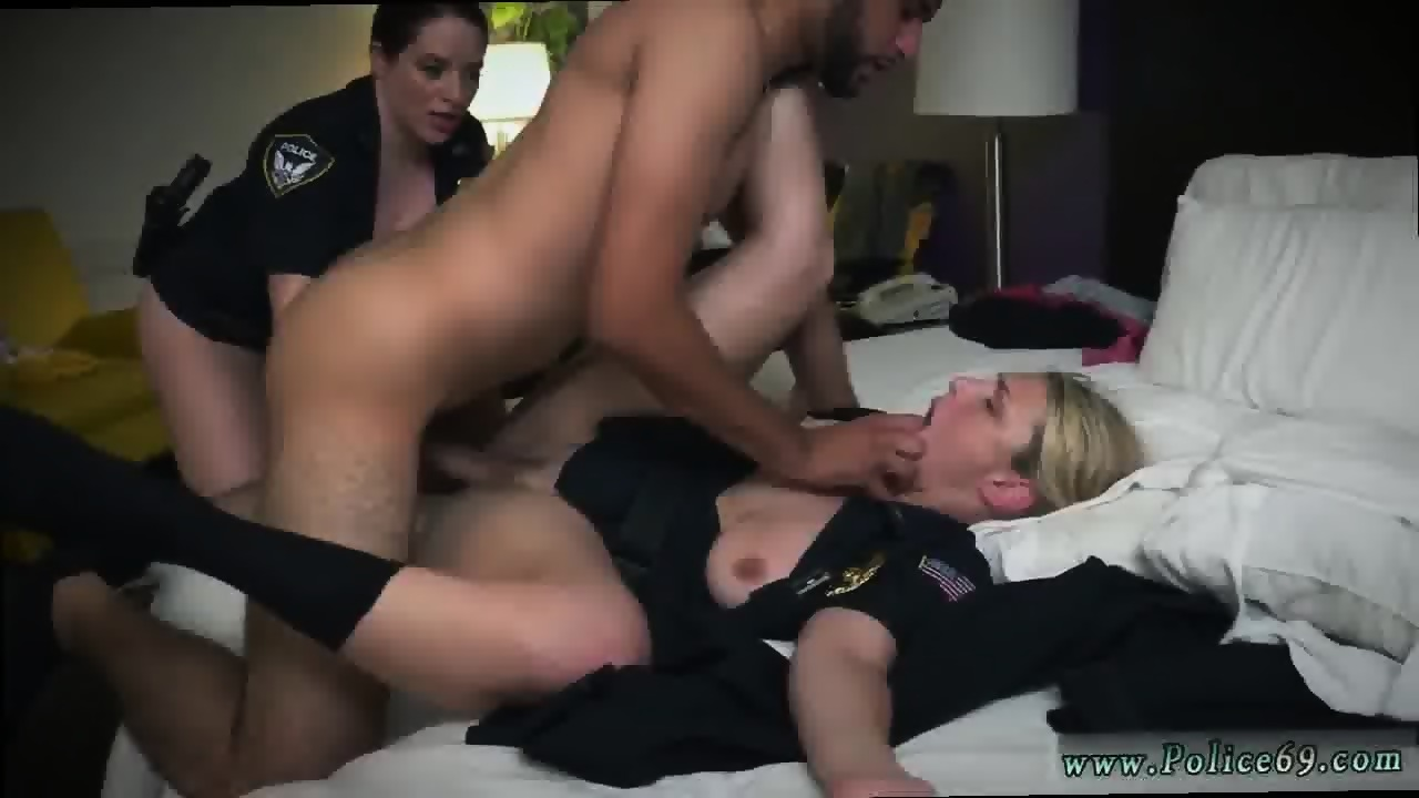Filthy cops hot banging