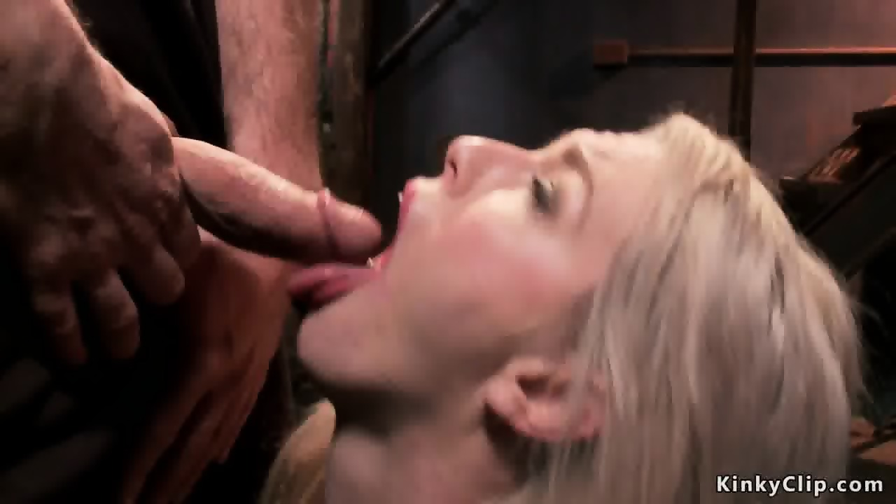 Blonde bent over pussy consider, that