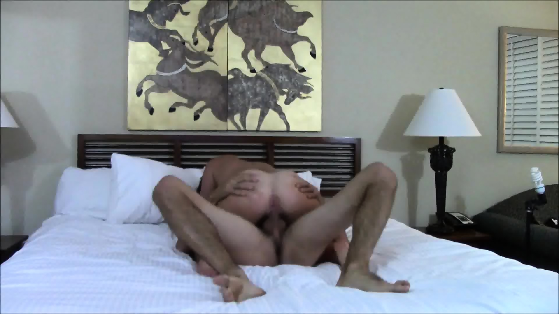 Creampie After Hotel Room Fuck - EPORNER