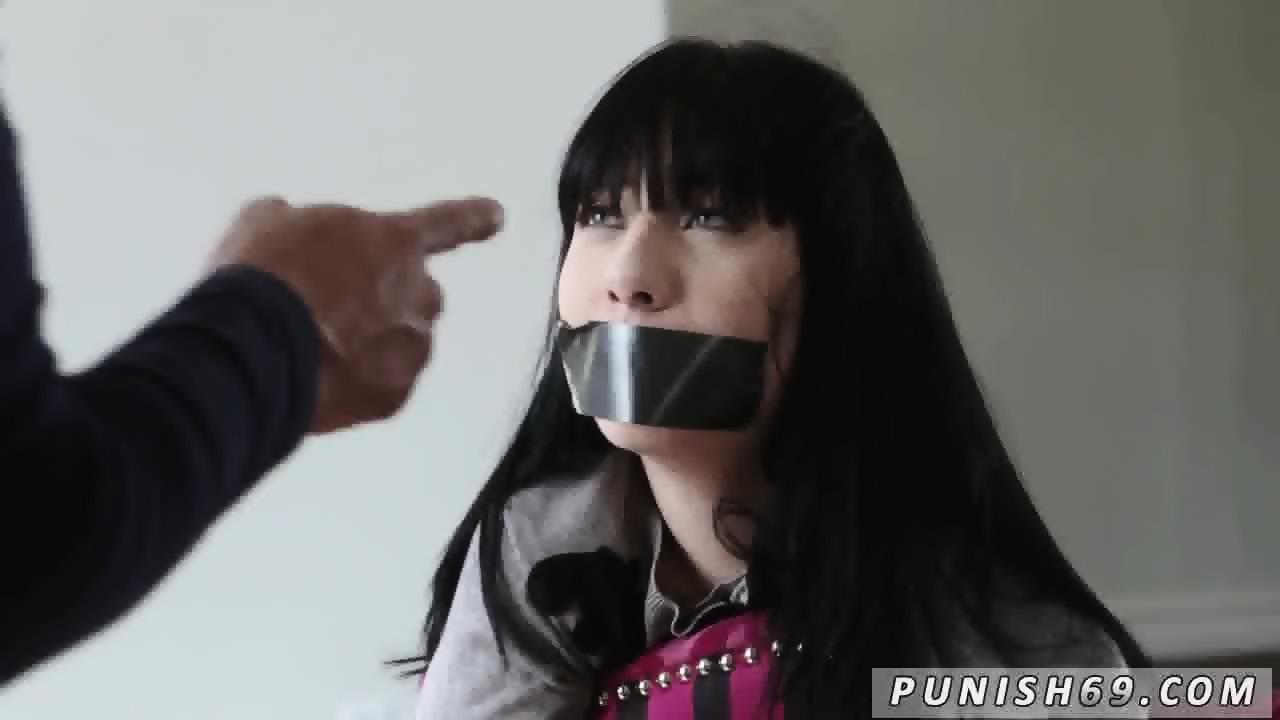 Extreme Rough Anal Punishment