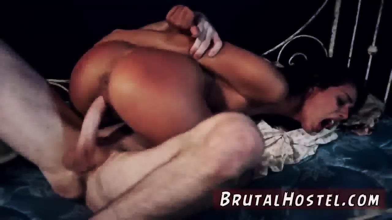 Pale Petite Teen Masturbating