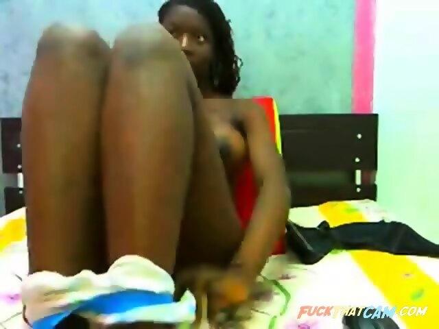 Ebony teen web cam hvordan man laver en squirter squirt