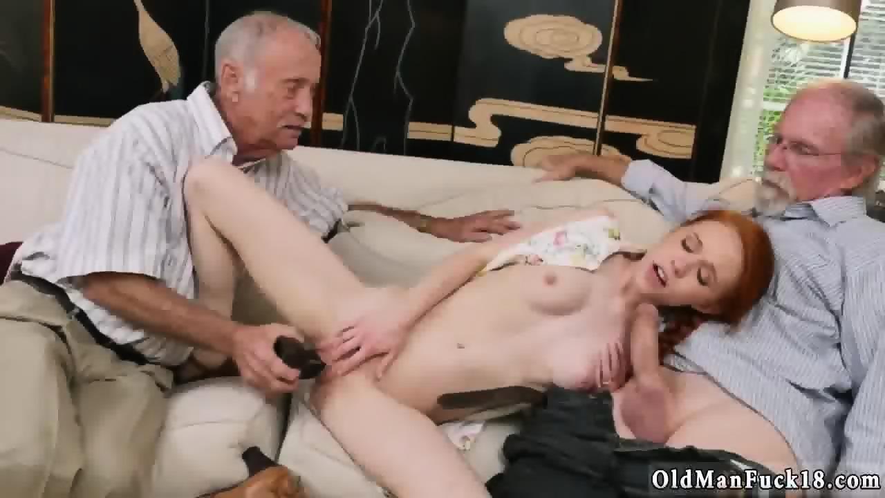 Vintage Teen Fucks Old Man