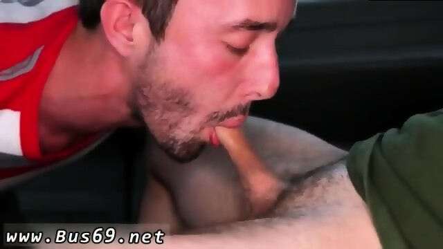 Dude with dick piercing gets ass on