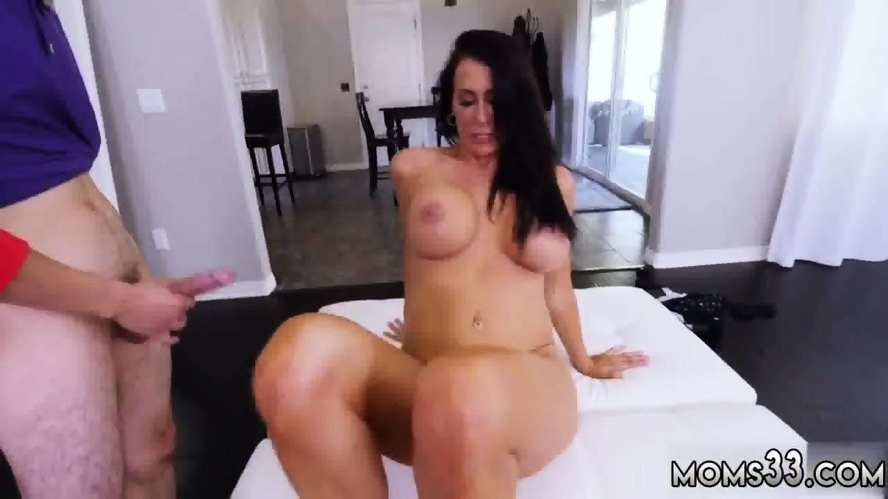 Big tit milf handjob hd hot fucking lingerie xxx Hot MILF For His Birthday  - scene