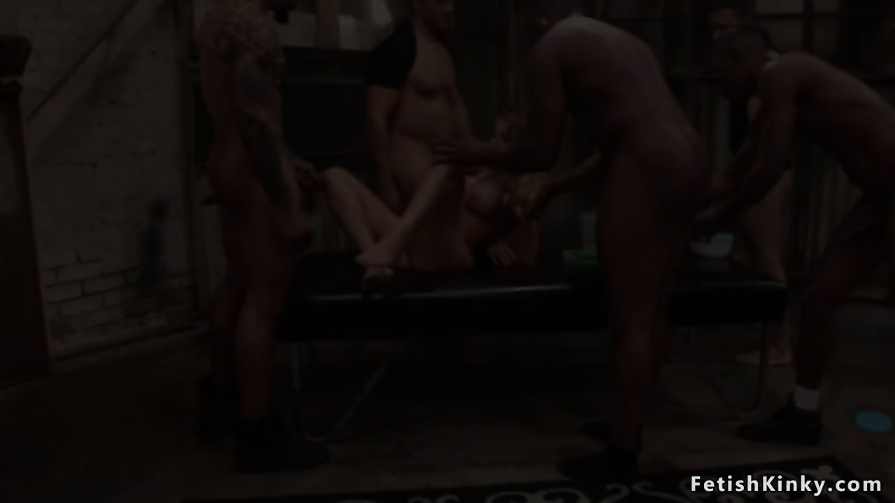 Busty white orgy, free over porn videos