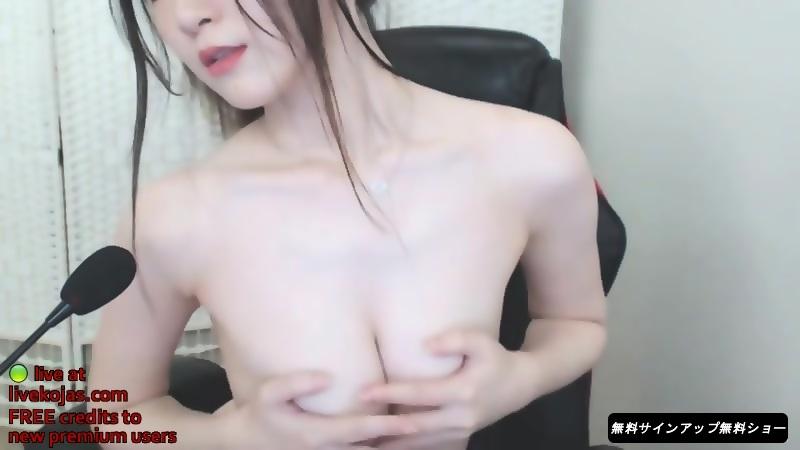 Korean Cam Girl Masturbation