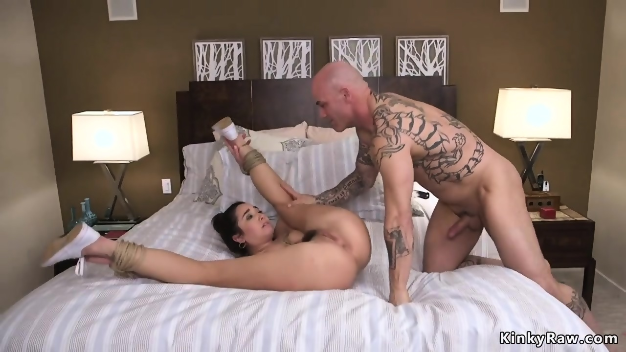 Step Daughter Tied Up Fucked