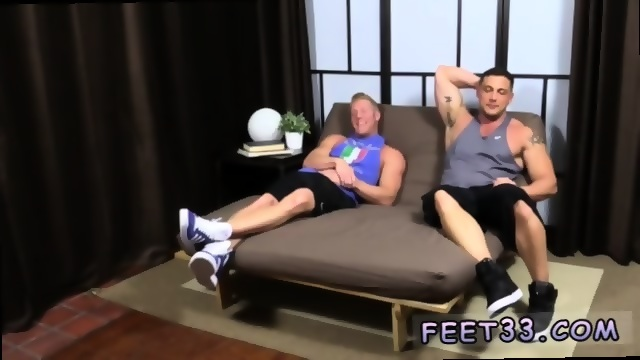 Gay foot smelling storeis