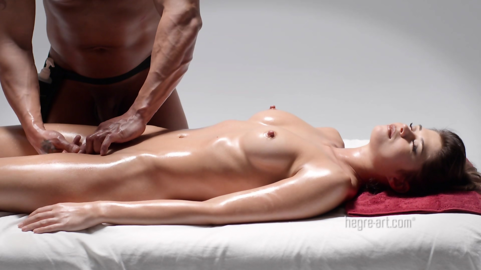 Body And Pussy Massage