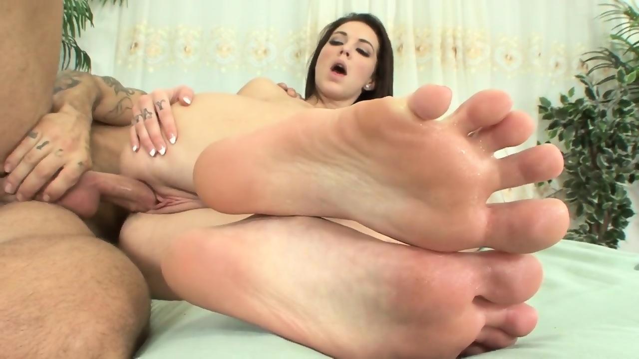 sex woman Foot