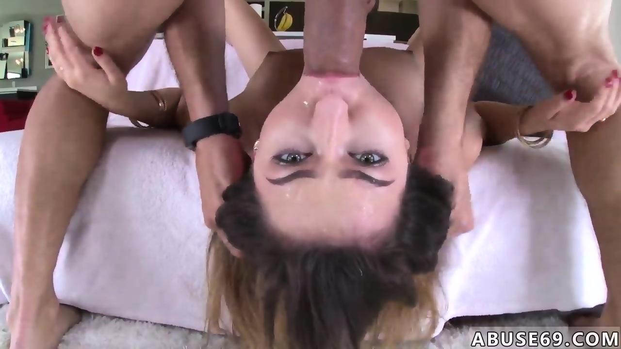 Extreme triple penetration