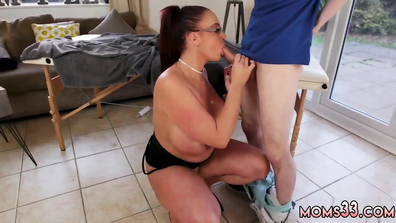 Drilled shared gangbang miniskirt