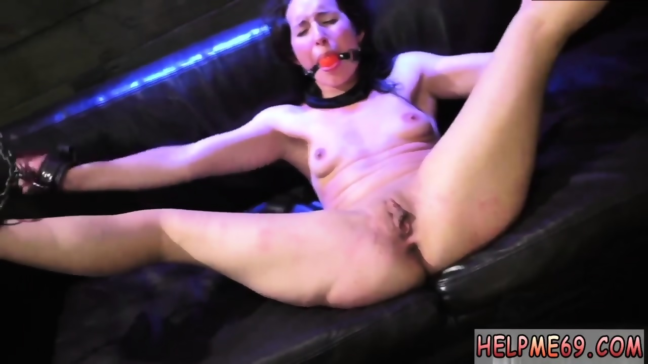 Punished Teen Gets Tied Up
