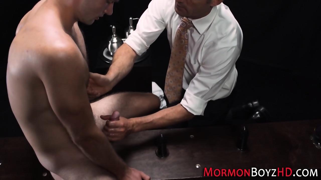 Mormon elders get fucked