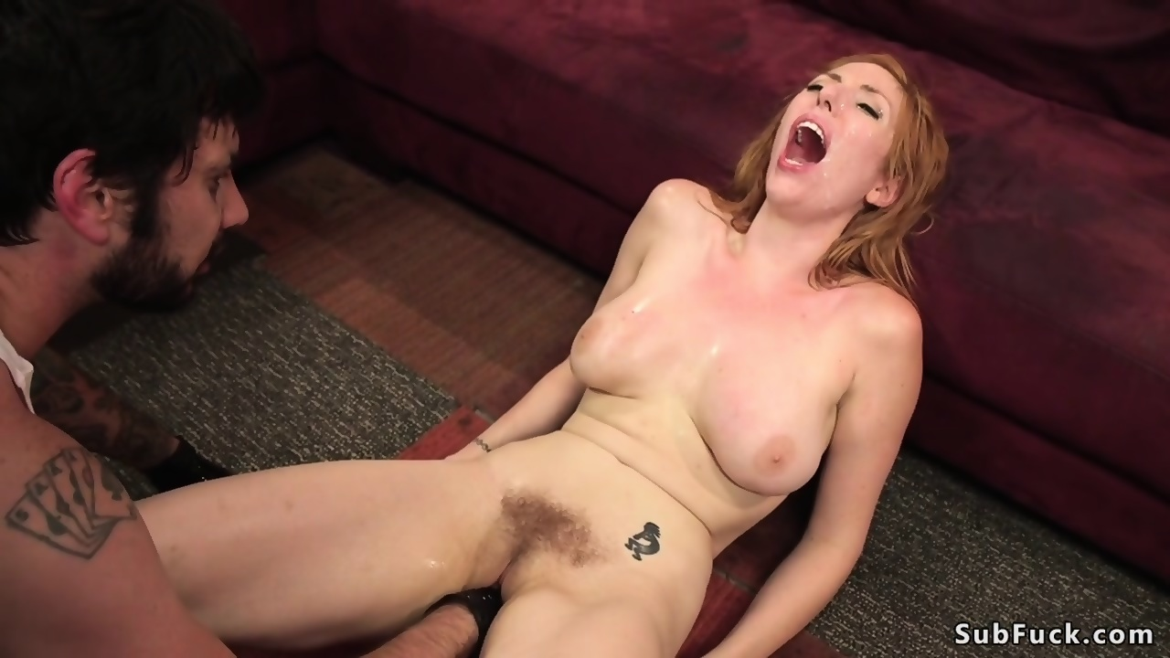 Busty Orgy