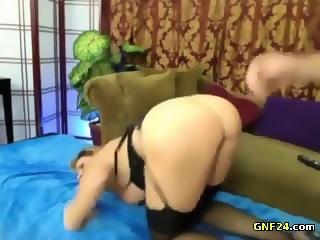 blond mor porno rør