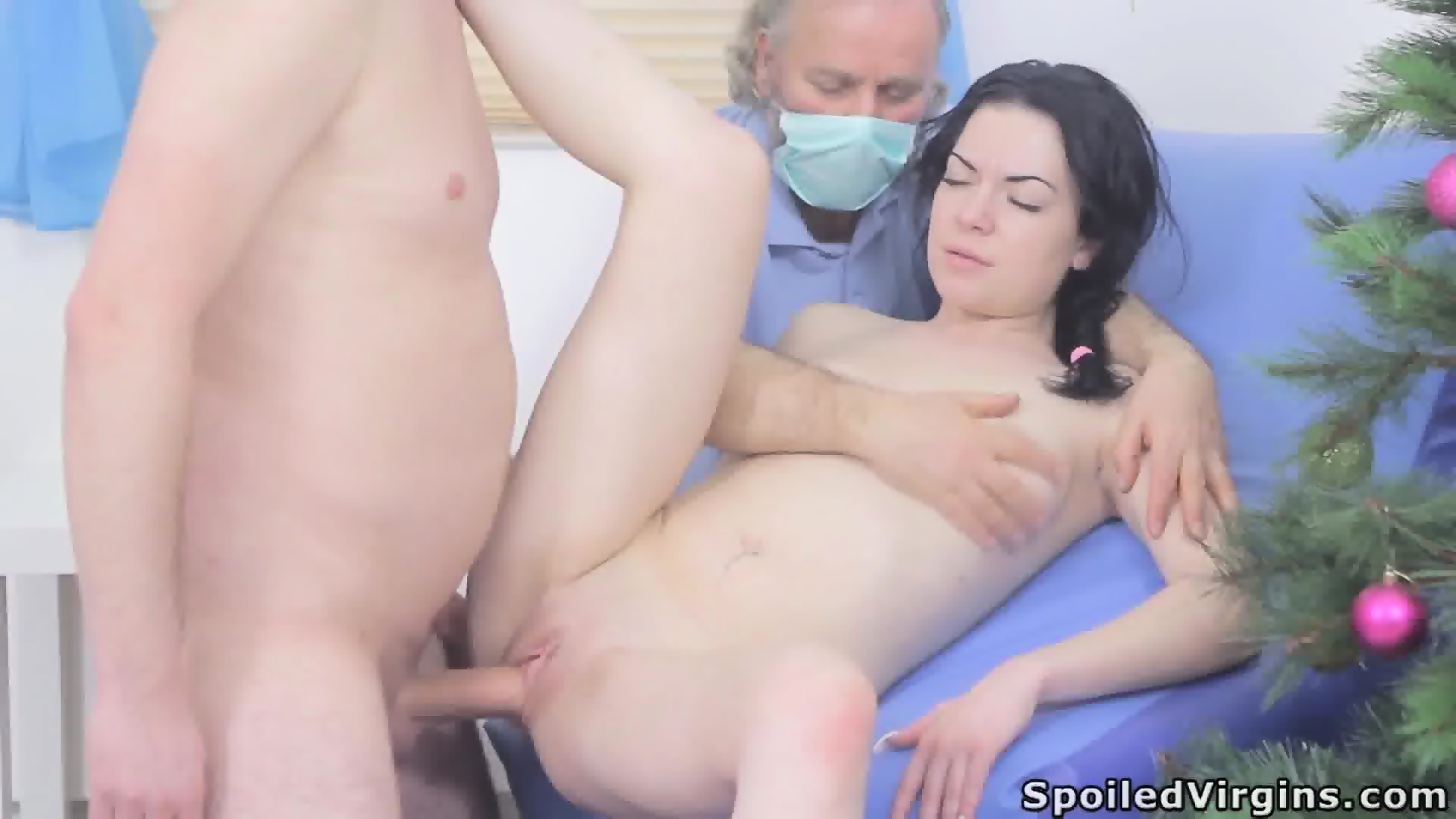 18 virgin sex young dana loves getting her pussy 2