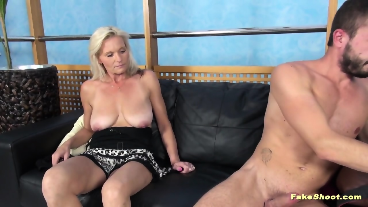 Me, please mature blonde fucked remarkable