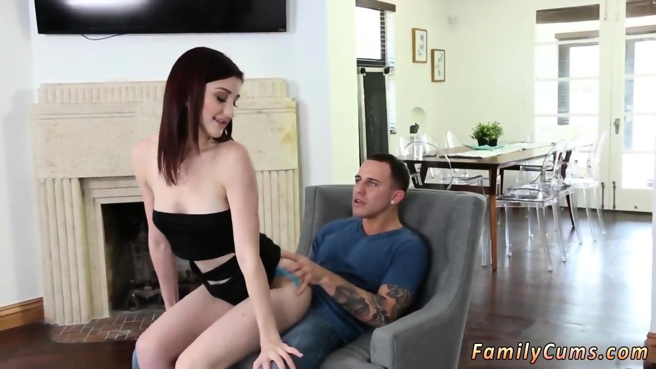 Hold her eyelids wide open cum