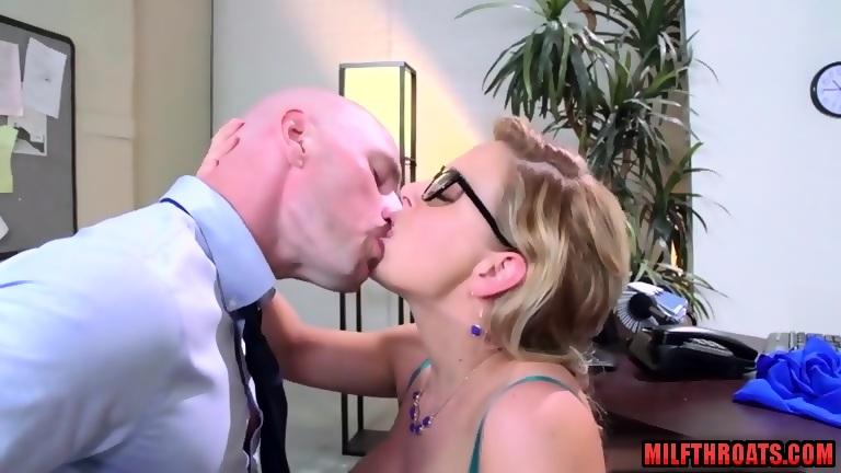 Big Tits Skirt Creampie