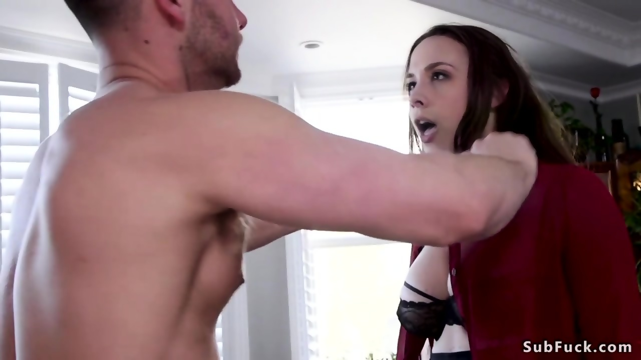 Hot Boyfriend Fucks Girlfriend