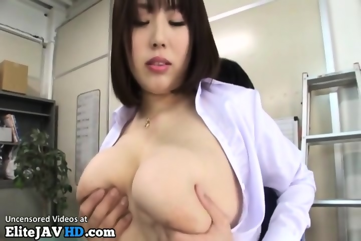 Japanese big boobs