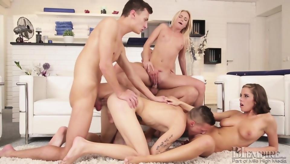 Bisex Orgie